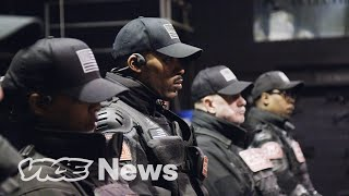 People Are Hiring Private Police Squads in Detroit (HBO)
