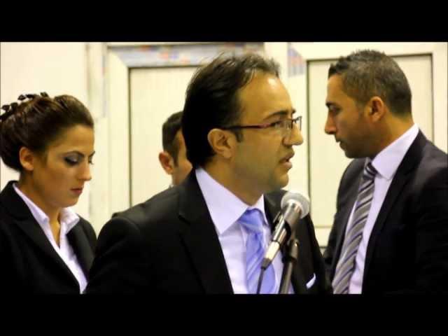 Ardahan Eğitim ve Kültür Derneği Başkanı Celil ÜNLÜ Ardahan Öğretmenler Günü  Konuşması