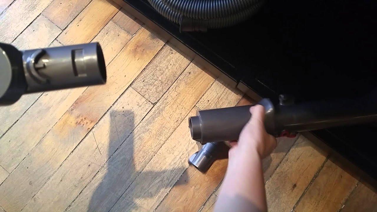 articulating hard floor tool dc21 - youtube