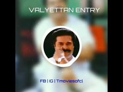Valyettan bgm Mammootty/entry