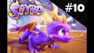 Spyro Reignited Trilogy  #10 O jaki wodospad chodzi?