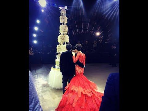 Свадьба дочери мераба елашвили фото