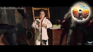 Nhạc Phim EDM Võ Thuật - Lý Tiểu Long nhí Ryusei Imai một mình dùng côn nhị khúc hạ gục đám côn đồ