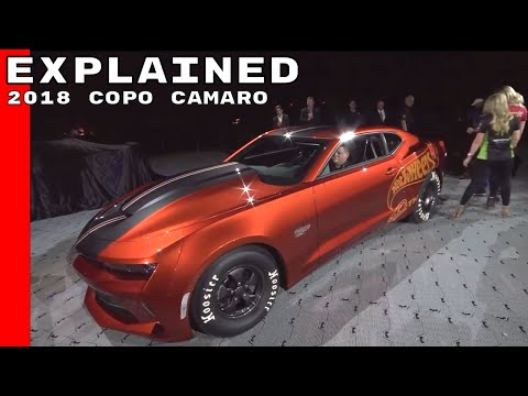 The 2018 Camaro Will Have Two New Special Editions Doovi