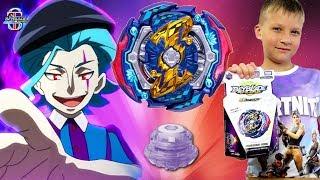 Бейблейд Карающий ДЖОКЕР (Judgement Joker) - Обзор и БИТВЫ! Аниме Beyblade Burst GT 4 сезон