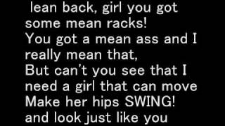 savage - swing (with lyrics)