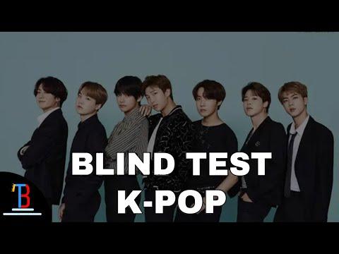 BLIND TEST K-POP DE 45 EXTRAITS  (AVEC RÉPONSES)