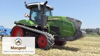 Fendt 943 Vario MT Press Camp