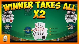 Pusoy - Chinese Poker Online - Zingplay | Winner Takes All x2 - Ep. 08 (Android, iOS) screenshot 4