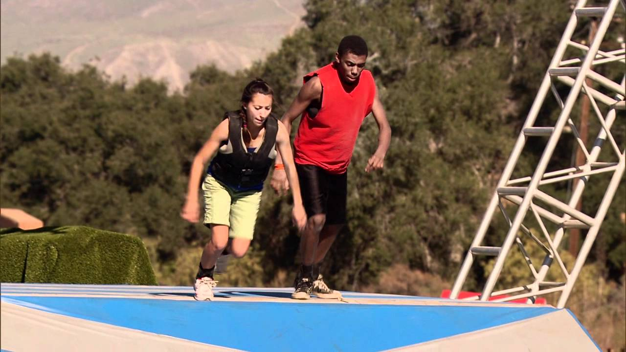 blind date wipeout Watch wipeout - season 7, episode 6 - blind date: falling for you:.