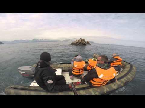 Commander Islands, Kamchatka2014