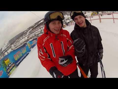 """горнолыжный курорт """"Губаха"""" [Gubaha] 2015"""