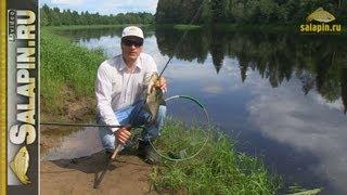 Рыболовный подсачек [salapinru](Подсачек - важная деталь снаряжения любого рыболова. Если вы ловите довольно крупную рыбу, или вы ловите..., 2013-07-26T12:26:05.000Z)