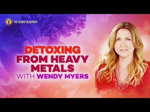 Detoxing From Heavy Metals with Wendy Myers & Ari Whitten