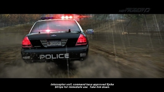 Need For Speed Hot Pursuit - Fighting Dirty (Cop)
