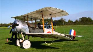 2015 10 08 Bristol Scout First Flight by builders