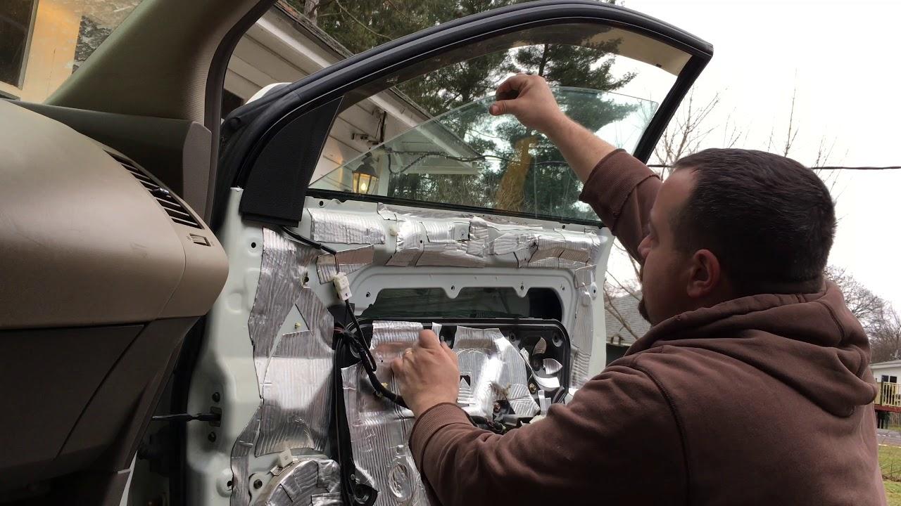 nissan murano power window motor replacement [ 1280 x 720 Pixel ]