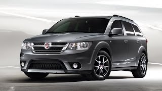 Fiat Freemont 2011 минивэн