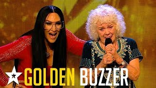 MOST Incredible Singer Wins GOLDEN BUZZER On Ireland