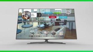 Landmax.pro TV display advertising