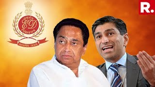 Kamal Nath Bats For Nephew Ratul Puri Over His Arrest Says And39case Is Malafiedand39