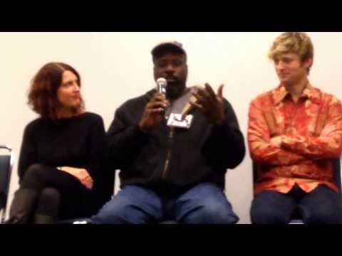 Young Justice Voice Acting Panel: Black Beetle Talks How He Got Role