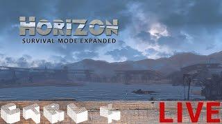 Fallout 4 Horizon - Survival Mode Expanded MOD PT 1
