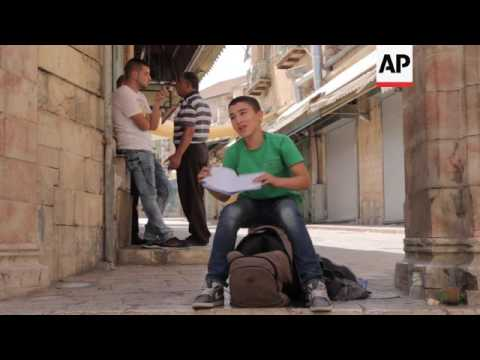 Old City remains in shutdown following deadly violence