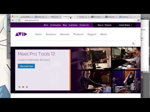 Introduction to Video Editing in Avid Media Composer: Tools, Resources, and Requirements