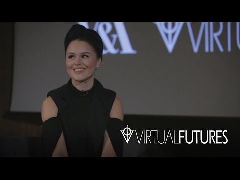 Altered Beauty - with Viktoria Modesta | Virtual Futures Salon