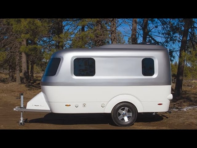 The Nest Caravan a new camping trailer from Bend, Oregon.
