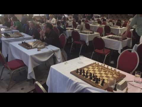 Polar Capital 2017 UBS blitz tournament