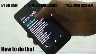 Nokia Lumia 638 - Full Review
