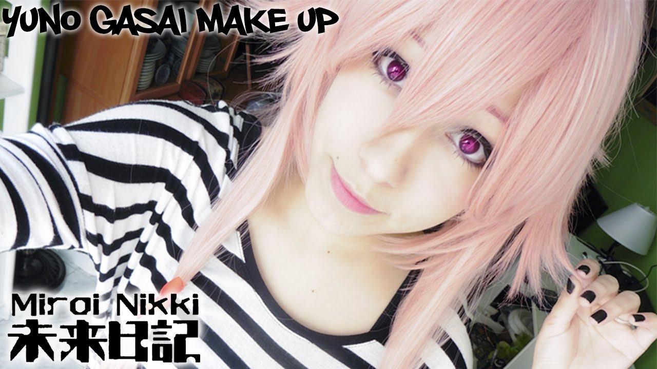 Dress up yuno gasai - Cosplay Transformation Yuno Gasai Makeup