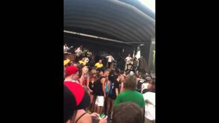 """Chelsea Grin """"Recreant"""" Vans Warped Tour 2012"""