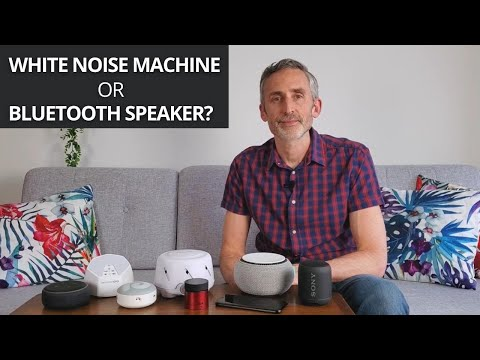 White Noise Machines Vs Phone App And Speakers: I Compare 8 Options