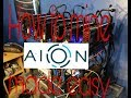 How to mine Aion made easy!