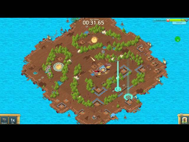 Tyrk - Treasure Island
