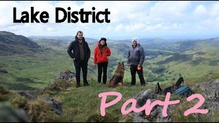 Touring around the Lake District PART2