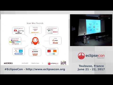 Building an IoT product from scratch using Eclipse IoT Technologies