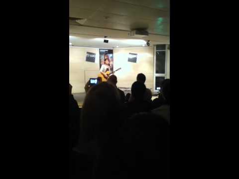 Cambridge - Kina Grannis - Live @Paris