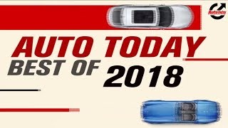 Auto Today Best Of 2018 | Cars, SUVs & Two Wheelers