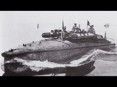 La Marina italiana all'inizio del XX secolo.
