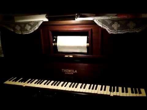 1928 Themola London Pianola - Tie A Yellow Ribbon