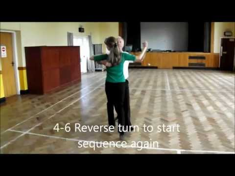 Emmerdale Waltz Sequence Dance Walkthrough