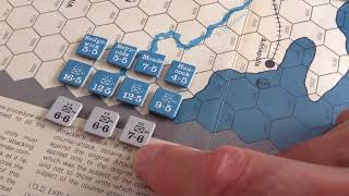 "The Gettysburg Campaign (play through using ""Lee Moves North"")"