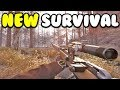 NEW Online Multiplayer Survival Game! Stalker Like Survival Game! (Will To Live Online)