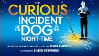 The Curious Incident Of The Dog In The Night-Time trailer