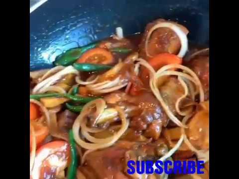 Ayam masak kicap | resepi mudah dan enak - YouTube