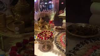 בר עוגיות מרוקאי ״שטיח״